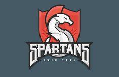 Spartans Logo by Ricardo Adame