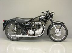 Matchless 1954 G3LS 350 cc 1 cyl ohv