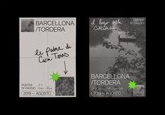 Poster Barcellona/Tordera on Behance Lightroom, Photoshop, Spain Travel, Iphone 5s, Behance, Illustration, Posters, Design, Poster