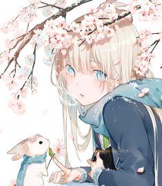 Anime Girls, Cool Anime Girl, Beautiful Anime Girl, Kawaii Anime Girl, Anime Art Girl, Anime Love, Anime Angel Girl, Manga Girl, Chibi Manga