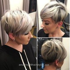 Cool Latest Best Pixie Cut 2017 and 2018. Related Postsbest celebrity pixie haircutsLatest Inverted Bob Hairstyles – Bob HairstylesLatest Short Pixie Cuts with BangsPixie Hairstyles and Hairc ..