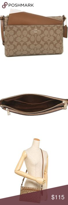 Coach Messenger Bag With Pop Up Pouch Editor Coach Wholesale