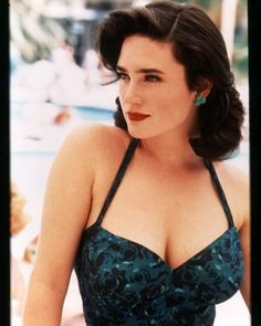 "Jennifer Connelly (circa ""Rockateer"")"