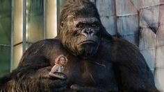 "Stasera in tv su Rete 4: ""King Kong"" di Peter Jackson"