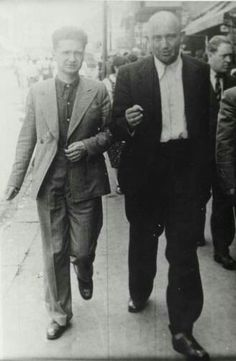 Emil Cioran și Petre Țuțea
