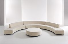 entry seating inspiration. (In front of the waterfall seating) http://www.davisfurniture.com/product-details/Kontour/9/1