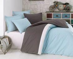 Cottonbox povlečení 100% bavlněné renforcé Minty Brown Comforters, Blanket, Bed, Brown, Furniture, Home Decor, Creature Comforts, Quilts, Decoration Home