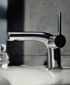 Keuco Edition 400: Die Waschtischarmatur überzeugt Mit Einer  Außergewöhnlichen Optik. Der Wasserverbrauch Gestaltet Sich