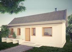 Case mici de 60 de mp - spatii interioare optimizate