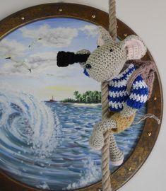A horgolótűvel szobrászkodni is lehet. Fiaim kedvenc mesehőse, a Rumini figura a japán amigurumi technikával készült, ami kb. horgolt vagy kötött, kitömött babát jelent. Bármilyen formát ki lehet v... Crochet For Kids, Techno, Crochet Necklace, Applique, Projects To Try, Cartoon, Knitting, Toys, Crafts