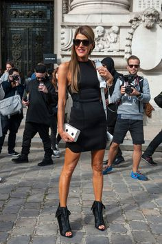 Paris Fashion Week Spring 2015 Attendees // Anna Dello Russo