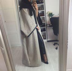 IG: UmaymaAbdul    IG: BeautiifulinBlack    Abaya Fashion   