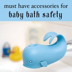 Tips for baby bath safety with the help of handy accessories.
