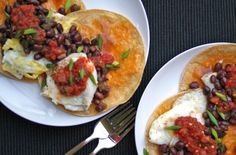 Simple & Healthy Huevos Rancheros recipes - A Nutritionist Eats