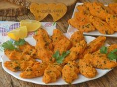 Turkish Recipes, Ethnic Recipes, Lunch Snacks, Falafel, Coleslaw, Tandoori Chicken, Curry, Food And Drink, Cooking Recipes