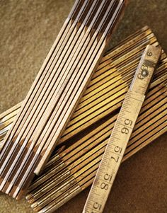 love old yardsticks