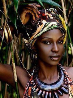 Mode ethnique africaine d'Afrique Beautiful, African beauty and African fashion Afro, Ethnic Fashion, African Fashion, African Style, Beautiful Black Women, Beautiful People, Beautiful African Women, Simply Beautiful, Absolutely Gorgeous