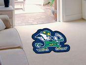 Notre Dame Mascot Mat