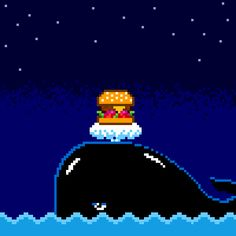 New trending GIF on Giphy. 80s gaming retro pixel pixel art pixels fish nes burger 8bit whale justin gammon denny's justingammon mario bros.. Follow Me CooliPhone6Case on Twitter Facebook Google Instagram LinkedIn Blogger Tumblr Youtube