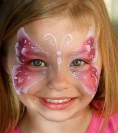 Annie Reynolds pretty pink butterfly