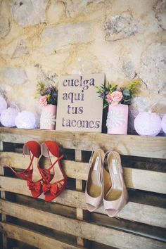 25 ideas originales para una boda Cuida todos los detalles de tu … 25 original ideas for an amazing wedding Take care of all the details of your wedding with these DIY ideas to surprise your guests. Trendy Wedding, Perfect Wedding, Diy Wedding, Rustic Wedding, Dream Wedding, Wedding Day, Party Wedding, Party Decoration, Wedding Decorations