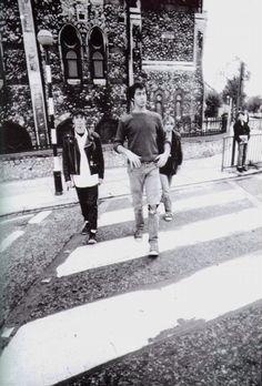 Nirvana by Martyn Goodacre 24.10.1990, London, UK.