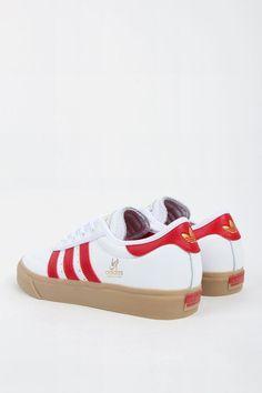 Adidas Originals Adi-Ease Universal ADV - white/scarlet/gold | GOOD AS GOLD | NZ