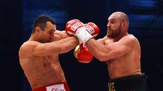 Tyson Fury schafft Box-Sensation: Wladimir Klitschko blutig entthront - Einstimmiger Punktsieg für Fury! - Boxen - Bild.de