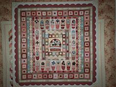 Supergoof Quilts: Pockets of Posies