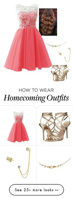 """""""Homecoming 2k15"""" by jennica-1 on Polyvore featuring Burberry, Bling Jewelry and Accessorize"""