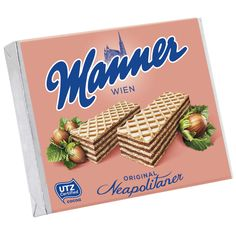 Manner Schnitten Original Neapolitaner | Online kaufen im World of Sweets Shop