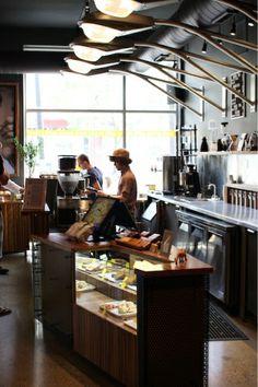 Kaper Design; Restaurant & Hospitality Design: Local Favorite; Caffe Streets