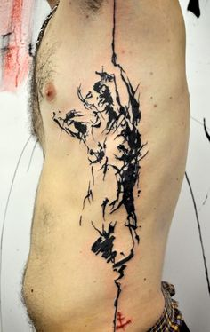 Side Tattoos ranging from the tiny to the whole body for both men and women. The tattoo designs are from various tattoo artists all around the world and have a range of styles and backgrounds. We have side tattoos for men, side tattoos for women...