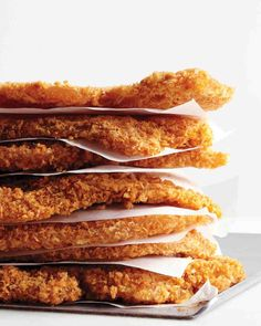 Breaded Chicken Cutlets