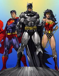 Rulers of the Dc universe