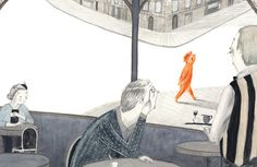 The captivating work of illustrator Iratxe López de Munain  #graphicdesign #illustration #print