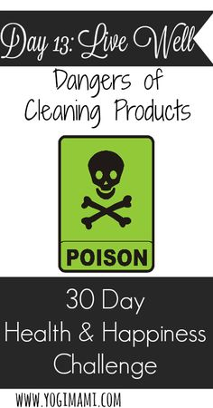 Ditch the Poison with DIY Natural Cleaning Products Day Live Well - Dangers of Cleaning Products Eco Friendly Cleaning Products, Natural Cleaning Products, Victoria Moore, Health And Wellness, Health Fitness, Happiness Challenge, Live Happy, 30 Day Challenge, Drugs