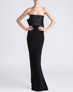 Lanvin Evening Dress on shopstyle.com