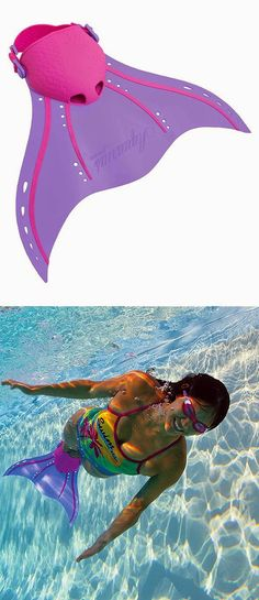 Wanted to become a mermaid since I learned how to swim. Now my dreams can come true!! Never thought this day will come.