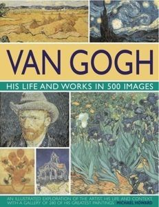 Michael Howard's new Van Gogh book.  Bought this before our trip to Southern France.