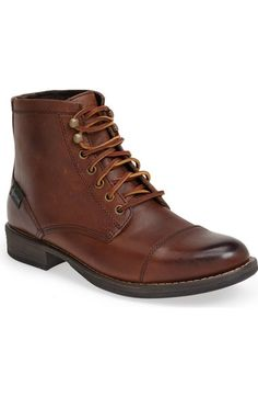 Eastland 'Porter 1955' Cap Toe Boot (Men) available at #Nordstrom