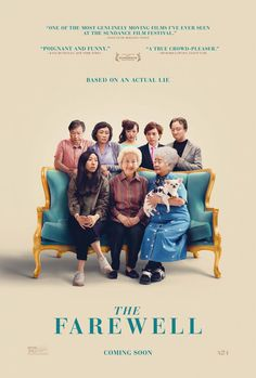 Find Out More About Upcoming Hollywood Comedy Movie The Farewell Star Cast, Release Date and Trailer. Beau Film, Pikachu, Kingdom Hearts, Toy Story, Movies To Watch, Good Movies, Häkelanleitung Baby, Films Cinema, Sundance Film Festival