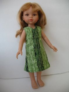 Corolle Les Cheries Doll Dress by PachomDollBoutique on Etsy