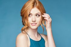 Recreate Katherine McNamara's DIY braids!