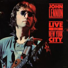 #ONTHISDAY 24 January, 1986 : Live In New York City by #JohnLennon was released in the USA.
