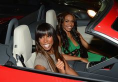 Kelly Rowland And Michelle Williams | GRAMMY.com