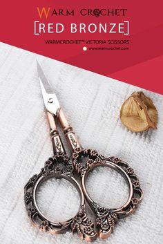 WarmCrochet™ Victoria Scissors