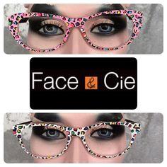 Be creative and design your own #Zenka Face&Cie Interchangeables Frames.  #Fashion #Eyewear #DIY