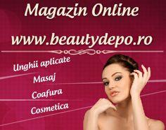 Produse cosmetice profesionale la cele mai bune preţuri din Romania vă pune la dispozoţie cele mai bune produse profesionale pentru: unghii aplicate, manichiură, pedichiură, coafură, cosmetică şi masaj. www.beautydepo.ro vă garantează că toate produsele noastre sunt profesionale şi au o calitate excepţională. Categorii produse: Perfect Nails, Peter's Natural Spa, Cosmedic Petra, Yamuna, Eveline cosmetics, Fama cosmetics, Lady Stella, Soliteint, Tab. Mai multe informaţii: www.beautydepo.ro