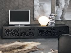 22 Best TV Units and Media Systems images | Contemporary ...